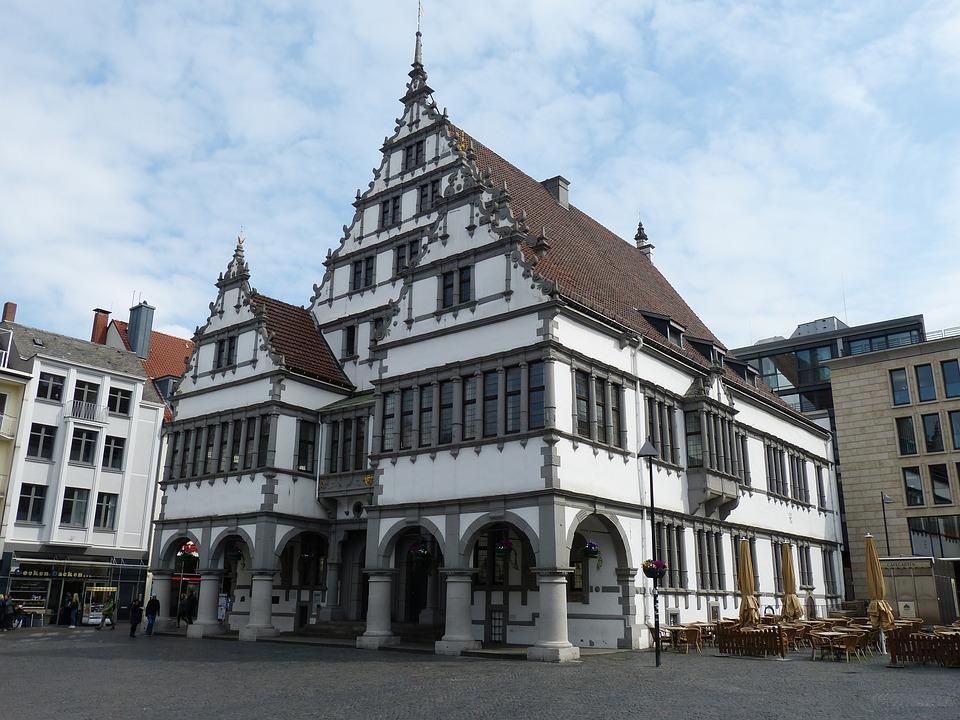 Weekend Paderborn Met Auto Of Trein